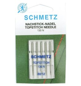 Schmetz Topstitch naald - 130N - 80