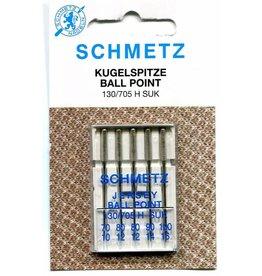 Schmetz Jersey naald - 130/705 H SUK - 70/80/90 ass.