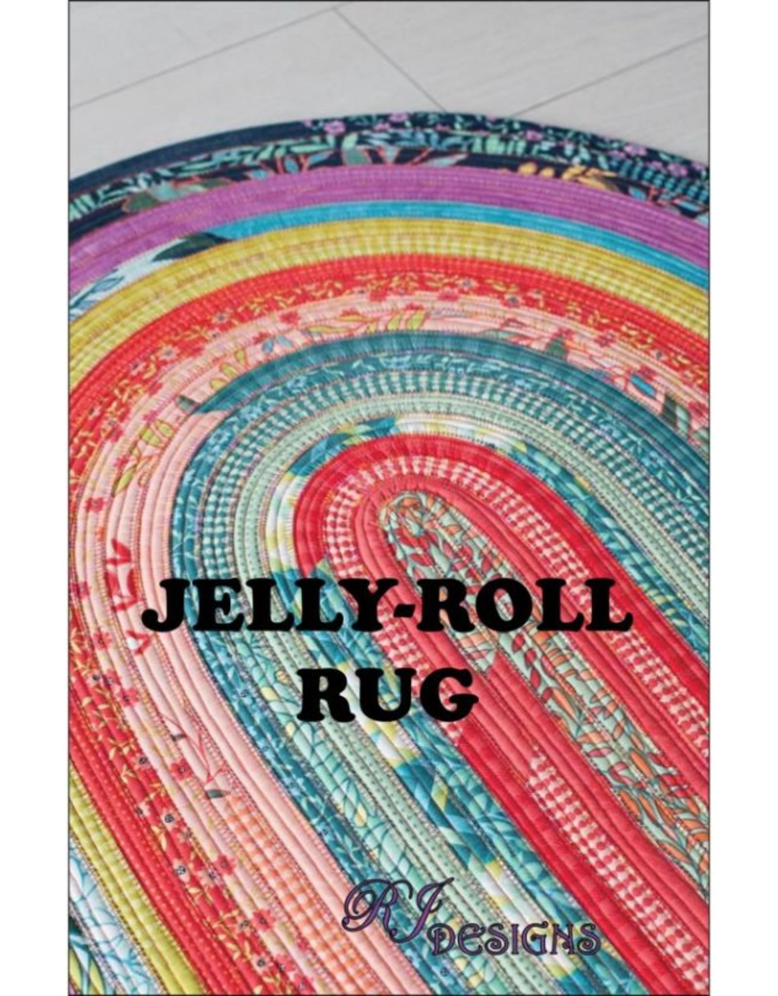 Diversen Jelly-Roll Rug