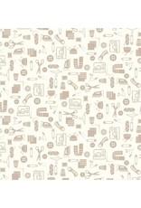 Studio E Fabrics Small Talk - Sewing Supplies