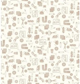 Studio E Fabrics Small Talk - Sewing Supplies