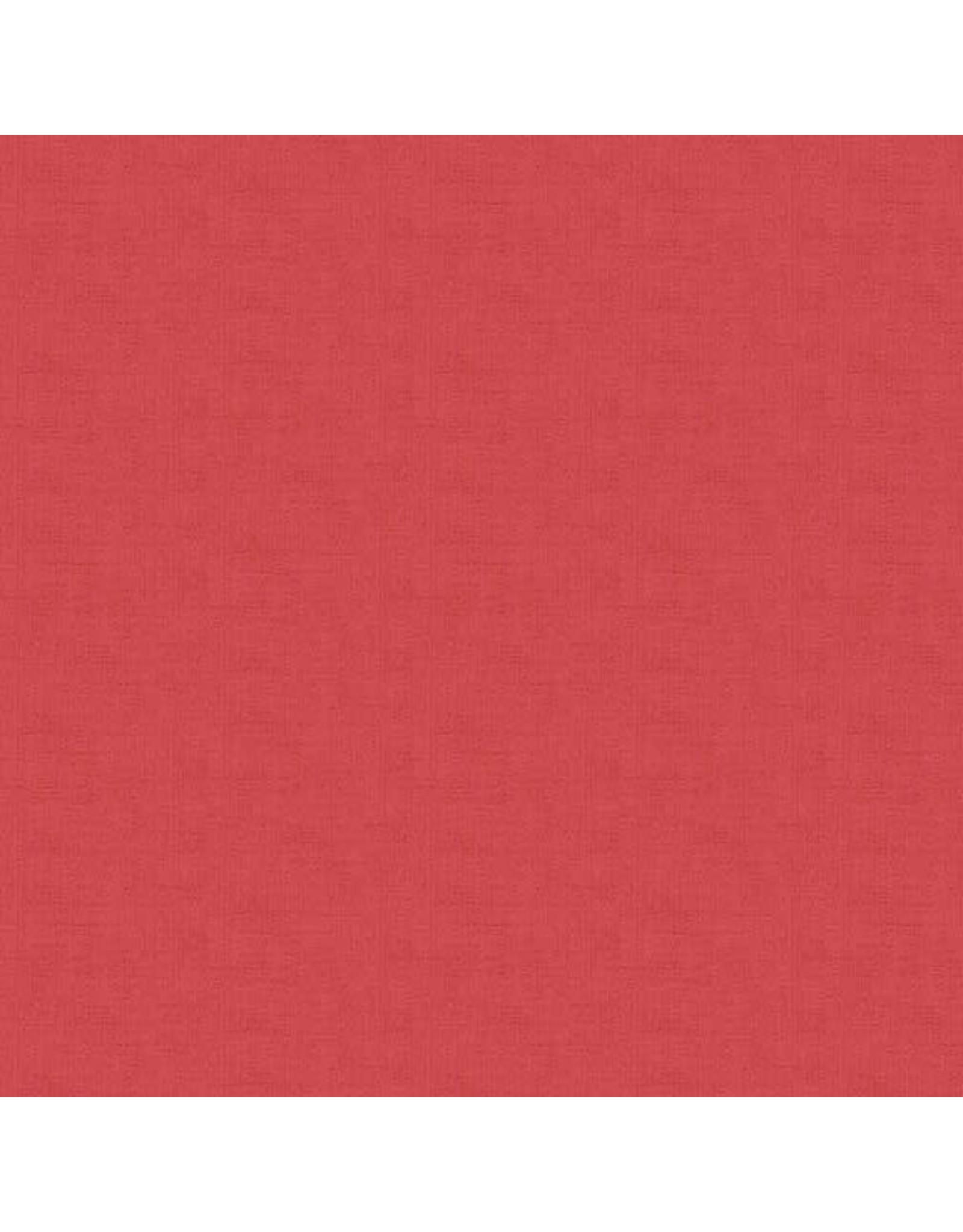 Makower UK Linen Texture - Old Rose