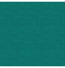 Makower UK Linen Texture - Teal