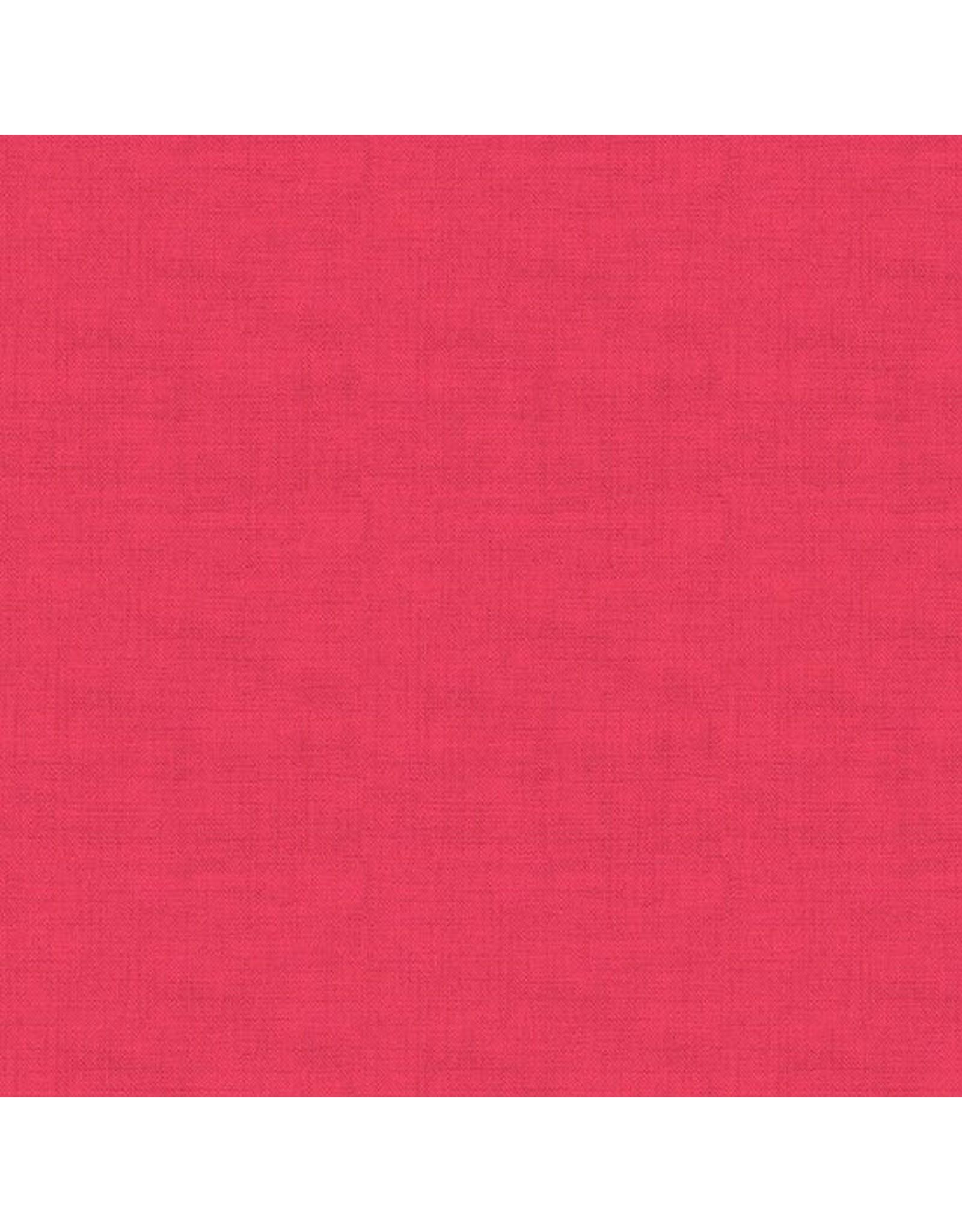 Makower UK Linen Texture - Fuchsia