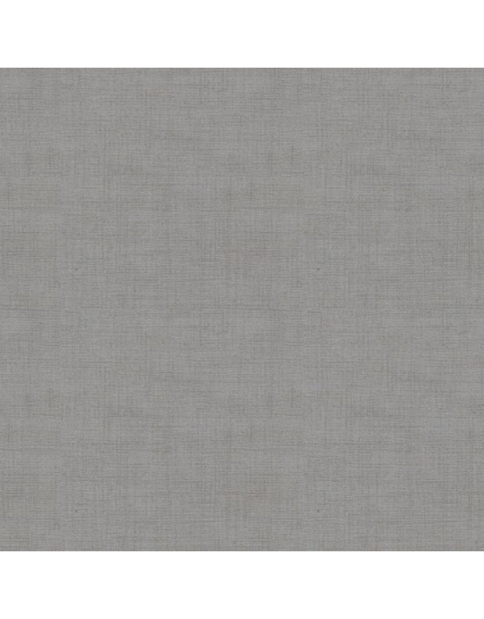 Makower UK Linen Texture - Steel Grey