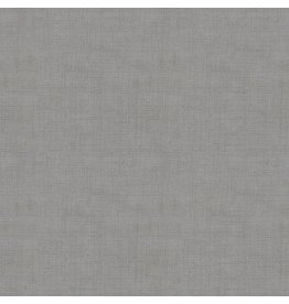 Makower UK Linen Texture - Steel Grey