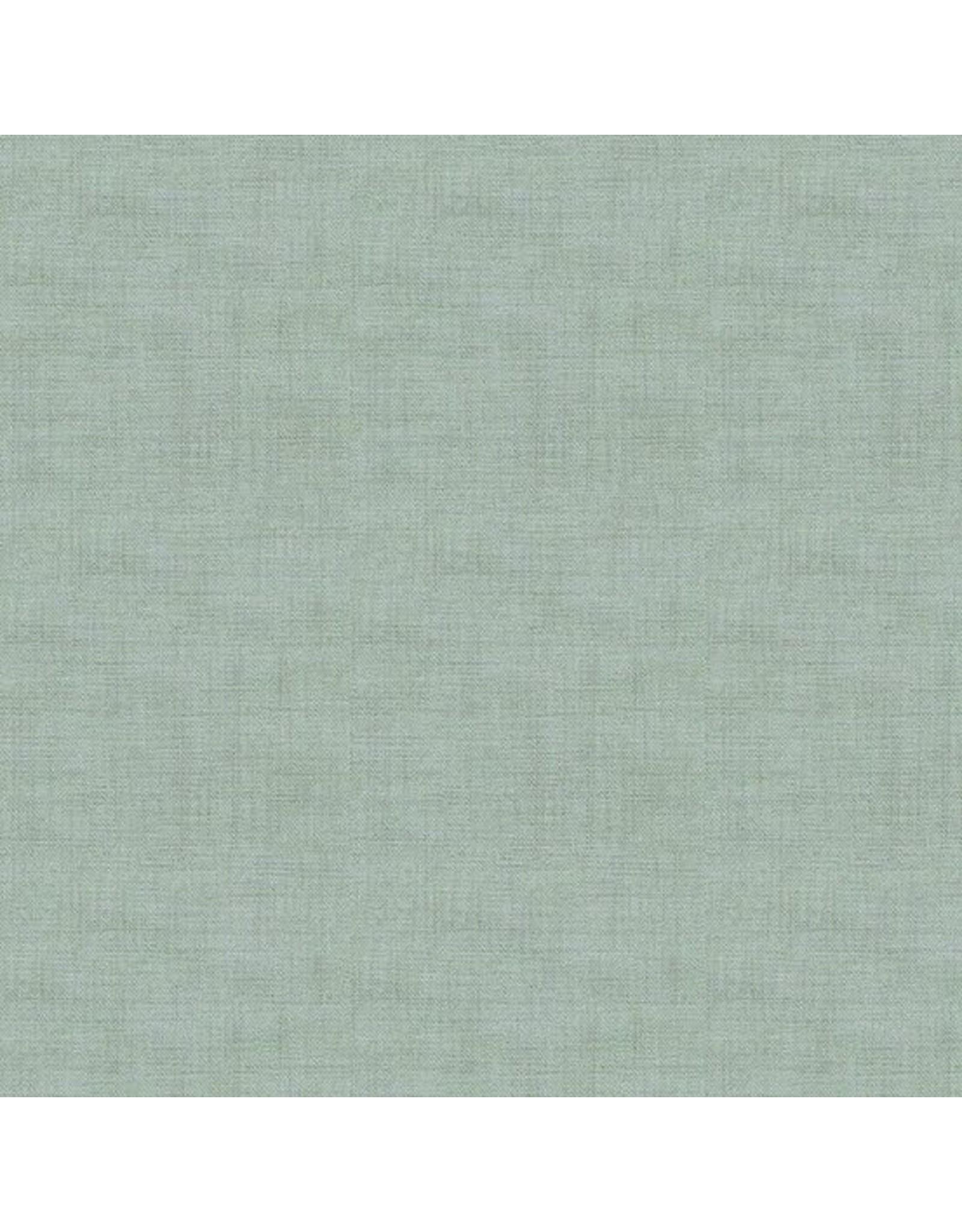 Makower UK Linen Texture - Blue Grey