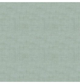 Makower UK Linen Texture - Blue Grey