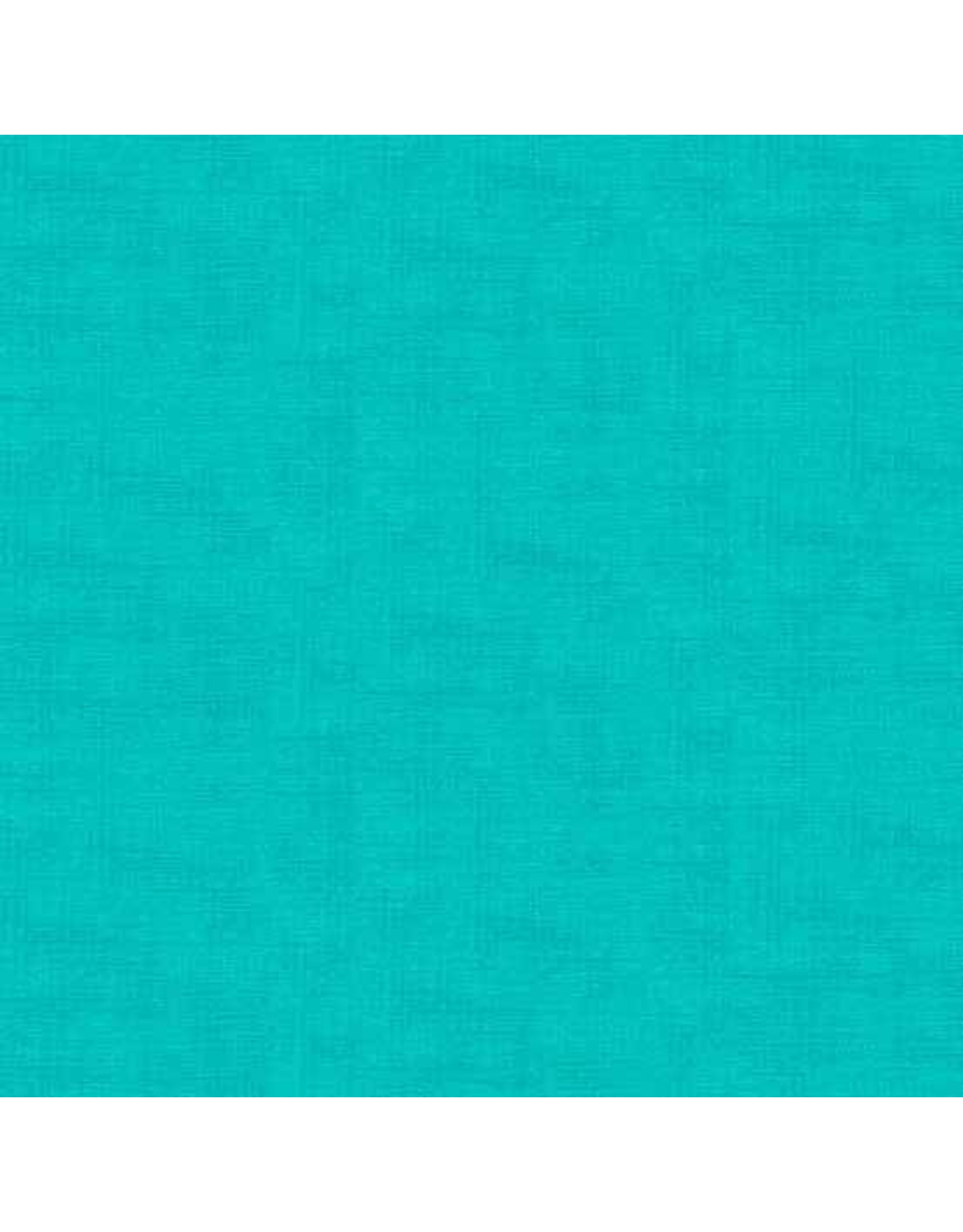 Makower UK Linen Texture - Aqua