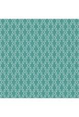 Contempo Gloaming - Leaflet Aqua