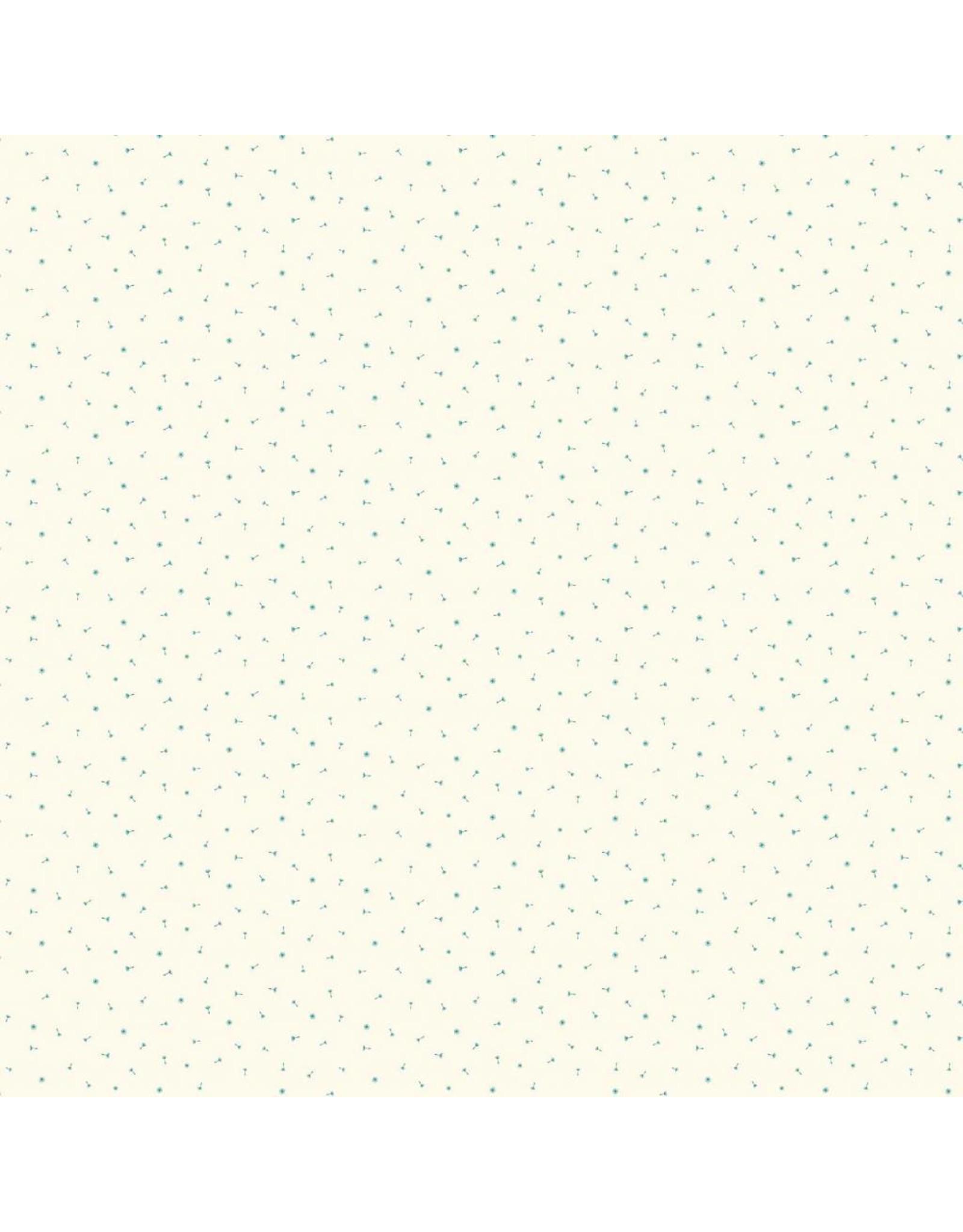 Figo Mountain Meadow - Dandelion Teal