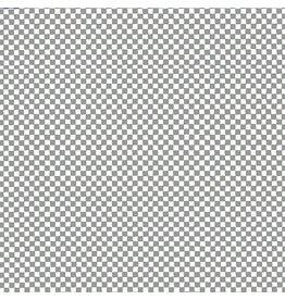 Contempo Printology - Checkboard Gray
