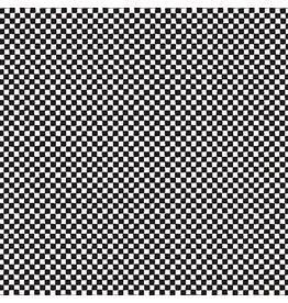 Contempo Printology - Checkboard Black/White