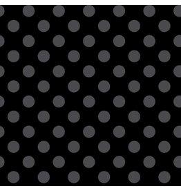 Maywood Studio Dots - Black/Gray