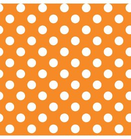 Maywood Studio Dots - Orange