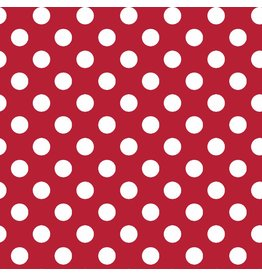 Maywood Studio Dots - Red