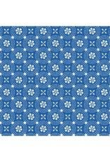 Maywood Studio Dotted Circles - Blue