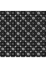 Maywood Studio Dotted Circles - Black