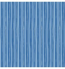 Maywood Studio Little Stripe - Blue