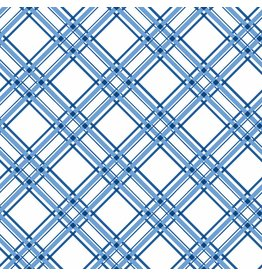 Maywood Studio Diagonal Plaid - Blue
