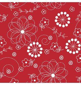 Maywood Studio Doodles - Red