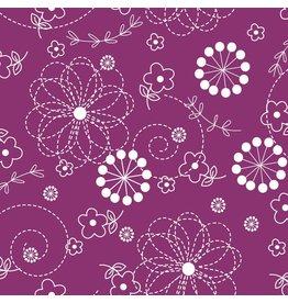 Maywood Studio Doodles - Purple