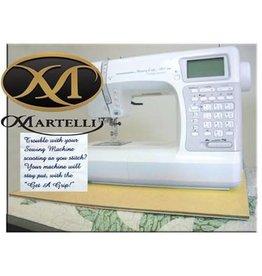 Martelli Anti-slip mat voor naaimachine