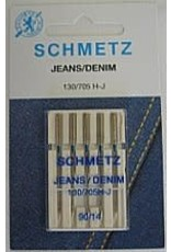 Schmetz Jeans naald - 130/705 H-J - 90