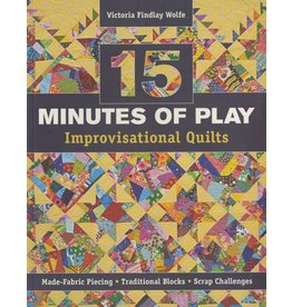 CT Publishing 15 Minutes of Play - Victoria Findley Wolfe