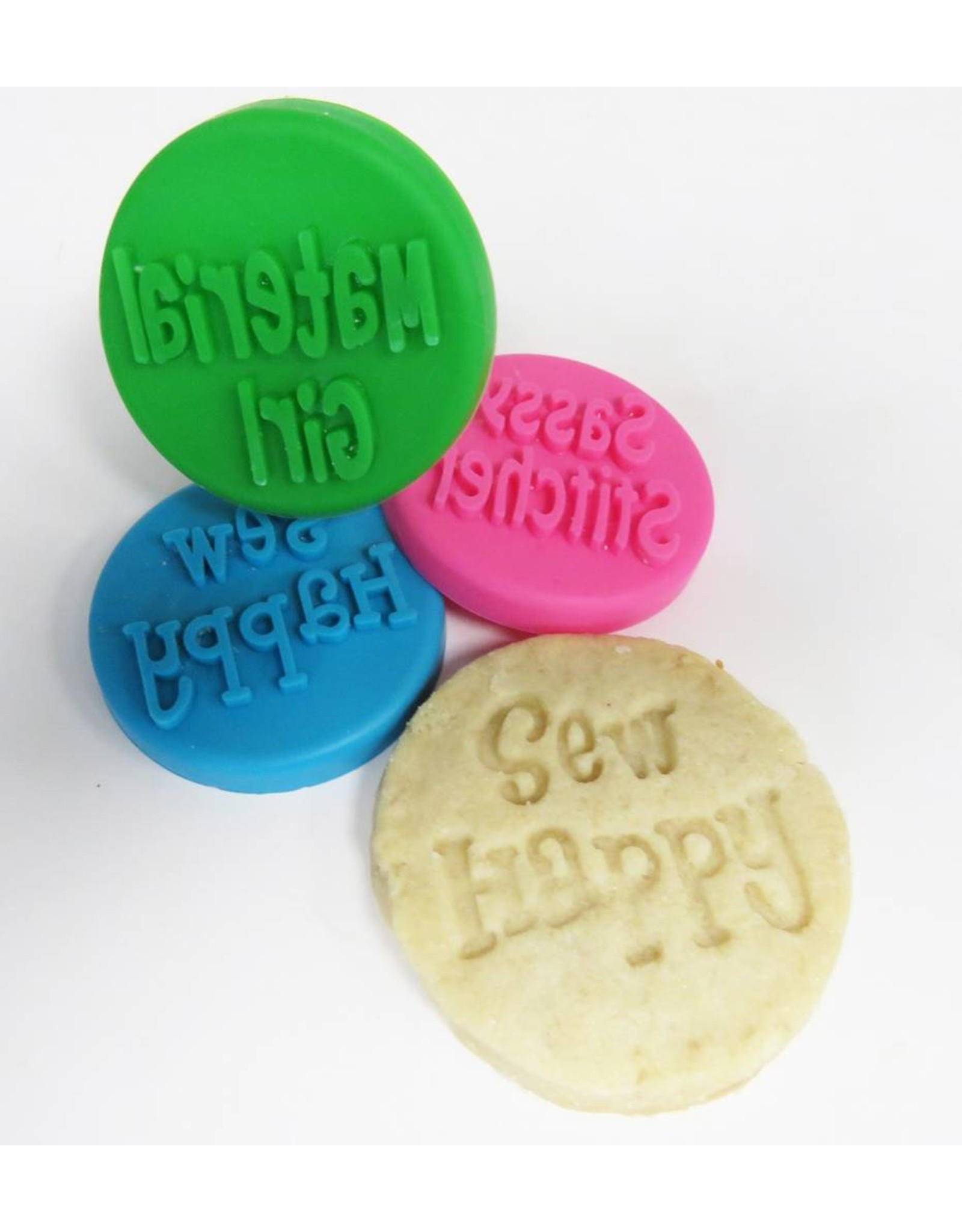 Diversen Cookie Stamps - Sewing