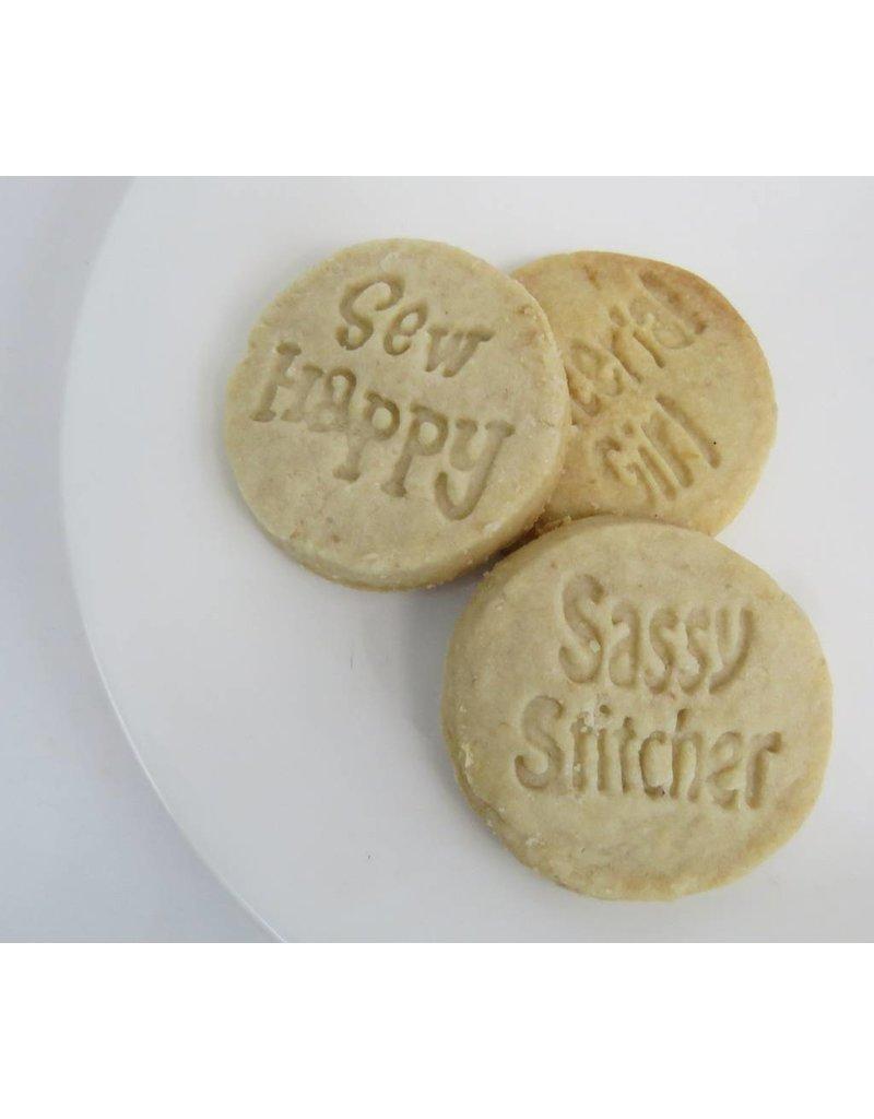 Diversen Cookie Stamps - Sewing
