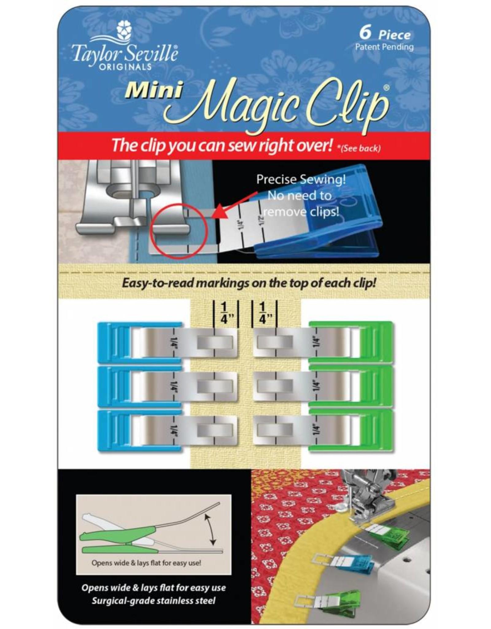 Taylor Seville Magic Clips Mini - 6 stuks