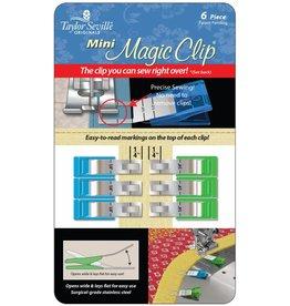 Magic Clips Mini - 6 stuks