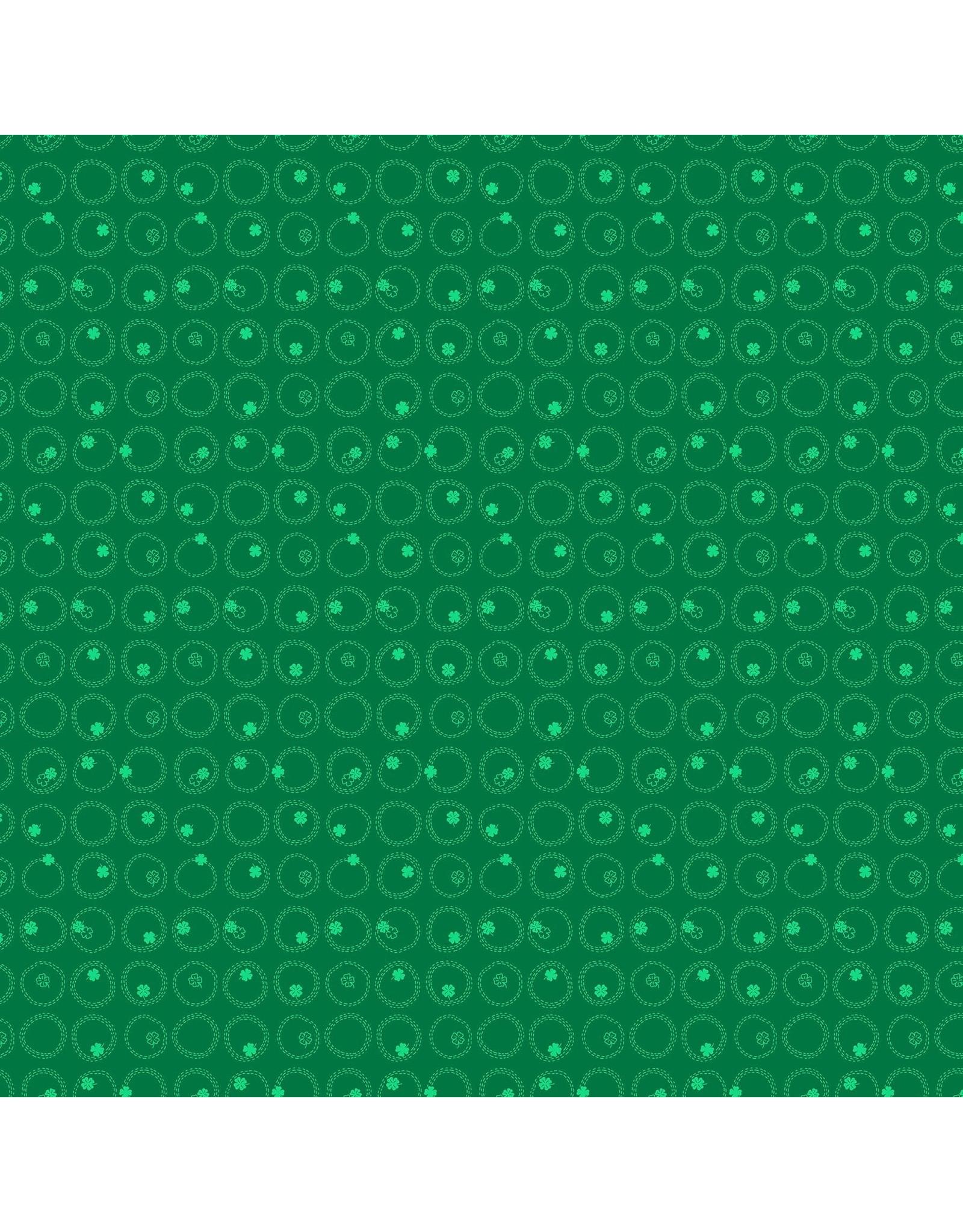 Figo Lucky Charms - Clovers Green
