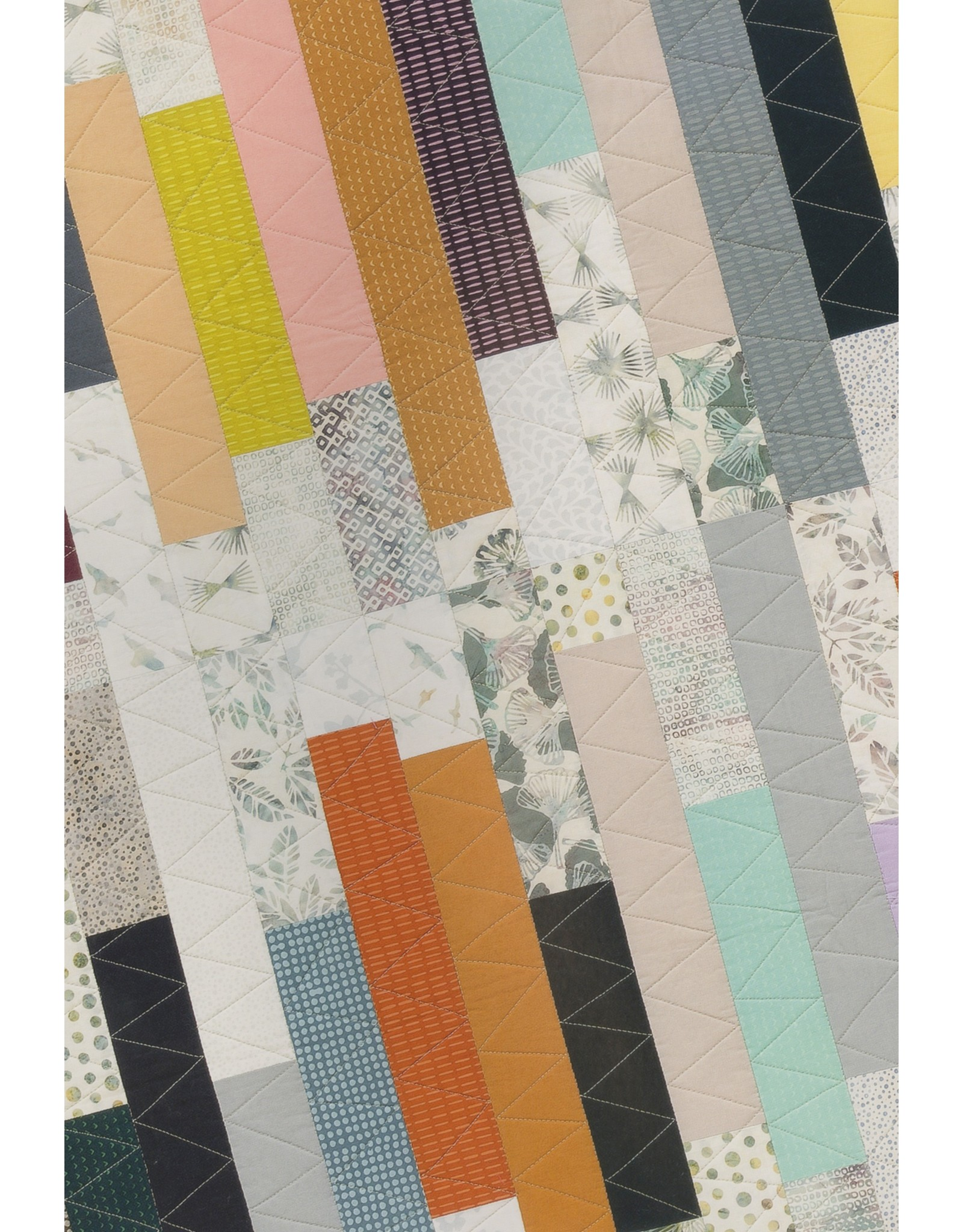 That Patchwork Place Piece and Quilt with Precuts - Christa Watson