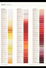 Mettler Kleurkaart 1 - Seralon - 200 meter