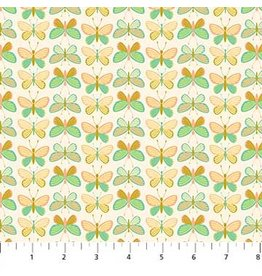 Figo Mountain Meadow - Butterfly Teal