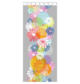 In the Beginning Doodle Blossoms - Floral Stripe Multi