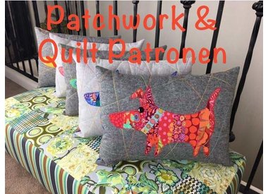 Patchwork/Quilt patronen