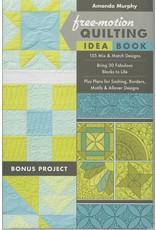Freemotion Quilting Idea Book - Amanda Murphy