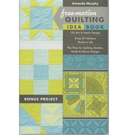 Freemotion Quilting Idea Book - Amanda Murphy