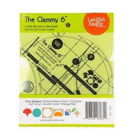 Latifah Saafir Studios The Clammy - 6 inch