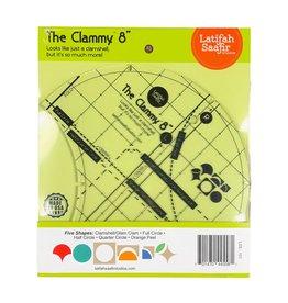 Latifah Saafir Studios The Clammy - 8 inch
