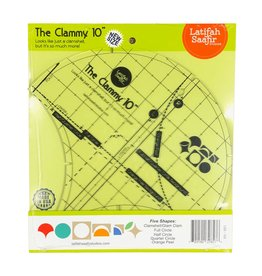 Latifah Saafir Studios The Clammy - 10 inch