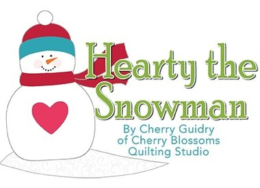 Cherry Guidry - Hearty the Snowman