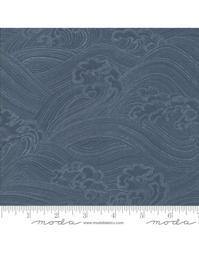 Moda Boro - Nami Vintage Blue