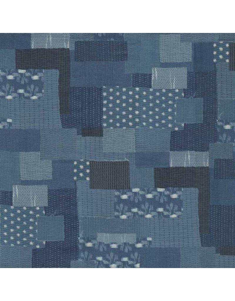 Moda Boro - Bodoko Vintage Blue
