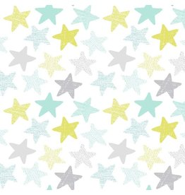 Dear Stella Stars - White