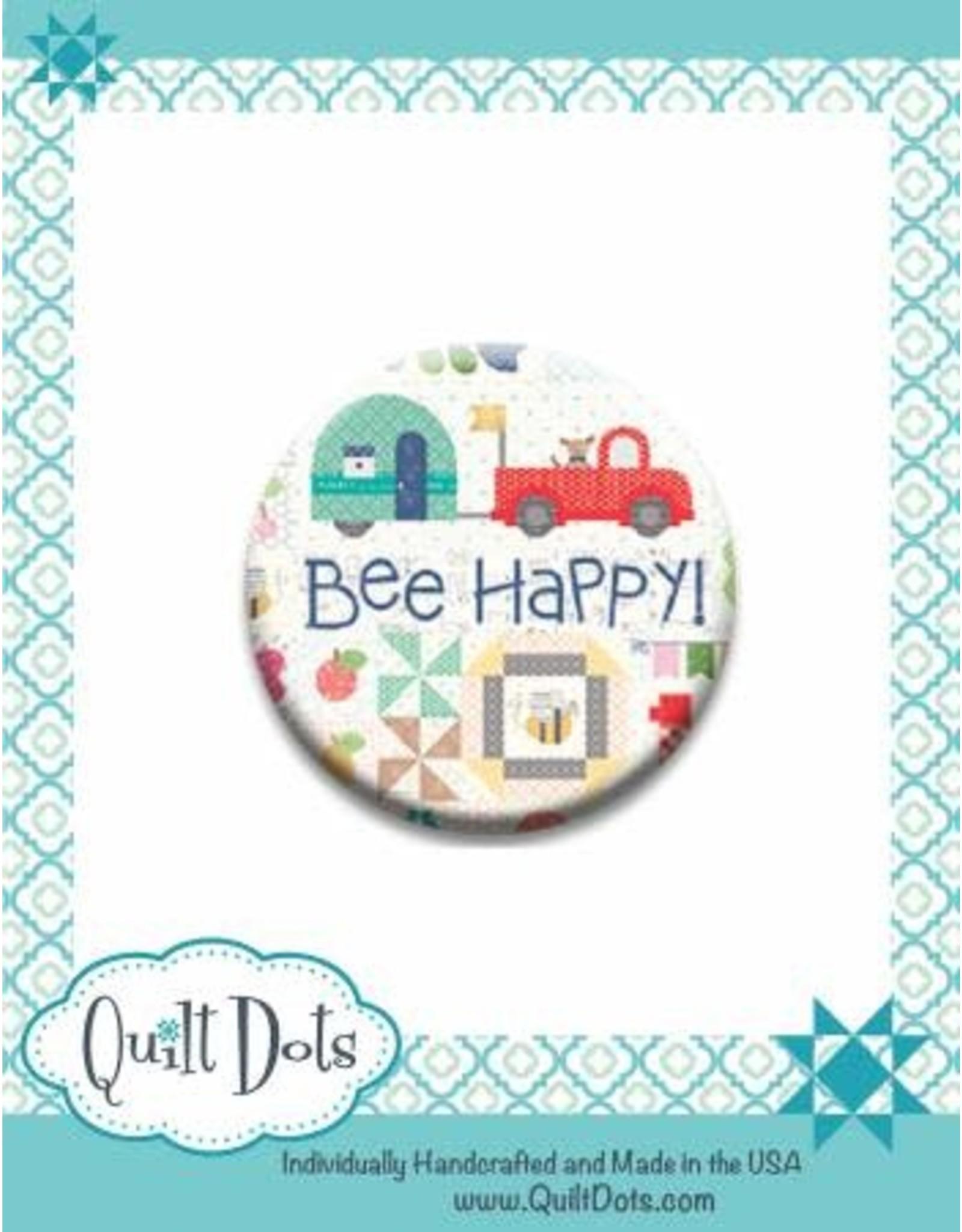 Zappy Dots Needle Nanny - Bee Happy