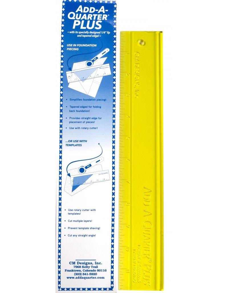 Diversen Add A Quarter Ruler Plus - 12 inch